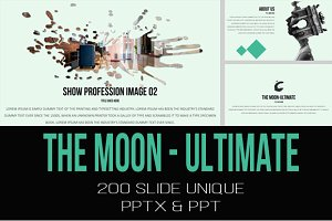 The Moon Powerpoint Presentation