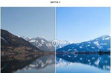 Zetta Adobe Lightroom Presets by HLO