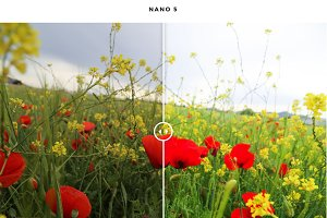 Nano Adobe Lightroom Presets by HLO
