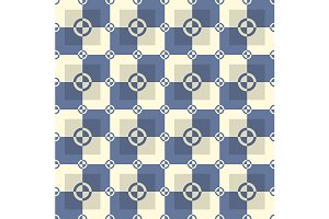 Blue and sand colors pattern. Vector