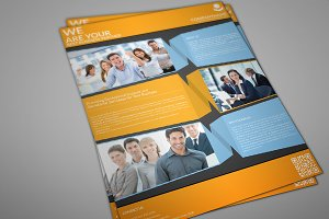Levani Corporate Flyer Template