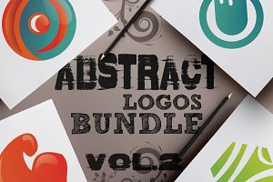 Abstract Logos Bundle Vol.2