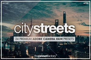 City Streets - ACR Presets
