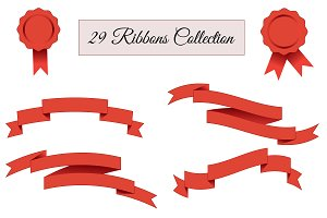 29 Ribbons Collection