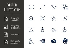 Illustration icons