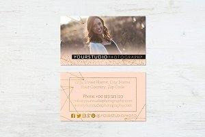 Business Card | May I Pink?