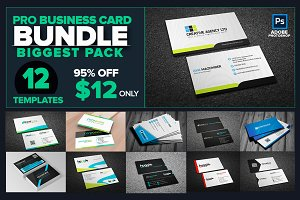 Business Card Bundle 01