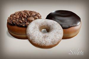 Doughnut Selection 01