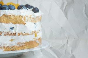 Cake paper