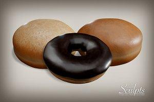 Doughnut Selection 02