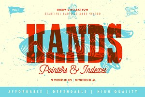 Hand Pointers & Indexes - BRMV 01