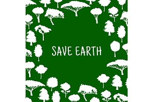 Nature conservation concept