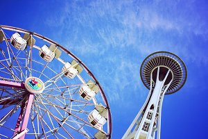 Space Needle *SPECIAL SALE!*