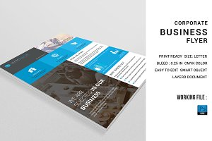 Corporate Business Flyer - V368