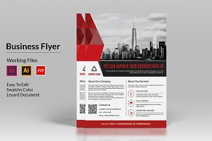 Business Flyer Template - V369