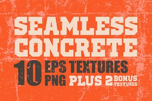 Seamless Concrete Textures