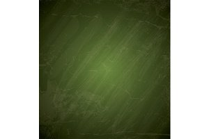 Green chalkboard background