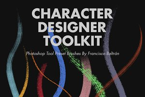 Photoshop Character Designer Toolkit