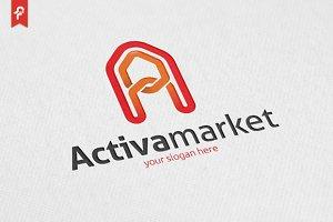 Activa Market Logo