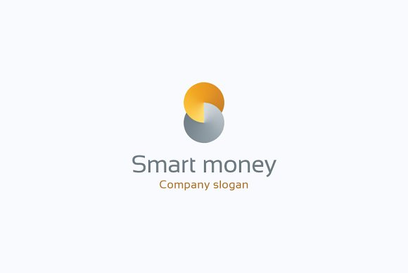 smart money logo logo templates creative market