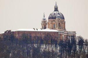 Basilica di Superga Turin Italy