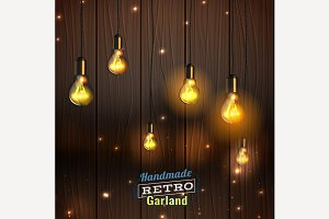 Handmade Lighting Garland