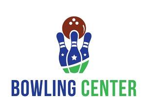 Bowling Sport Center Logo