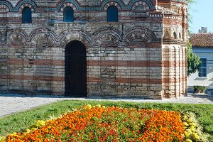 Church in Nessebar, Bulgaria