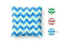 Seamless modern abstract pattern