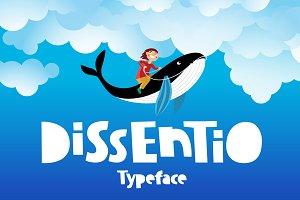 Dissentio Typeface