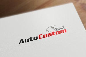 Auto Logo Template