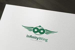 Infinity Wing Logo