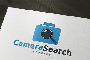 Camera Search Logo