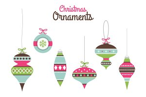 Christmas Ornaments N02