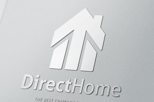Direct Home logo
