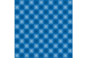 Icy blue pattern. Vector