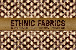 African Ethnic Heavy Textiles