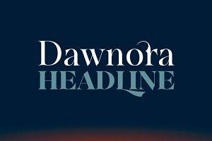 Dawnora Headline