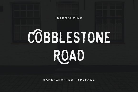Cobblestone Road
