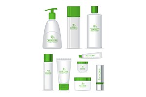 Set of Organic Series Cosmetic