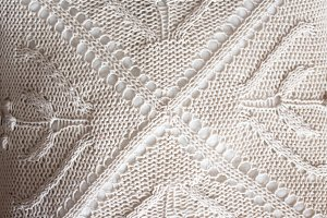 knitted background. knitted fabric