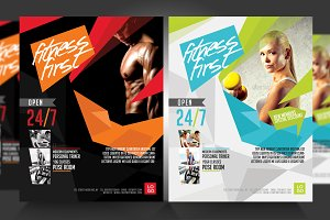 Fitness Flyer / Gym Flyer V3
