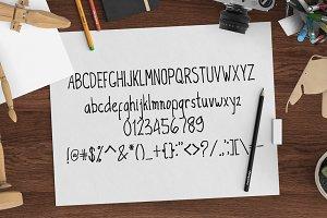 Duntget Font (30% off)
