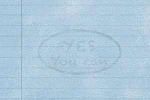 Notebook Paper watermark background