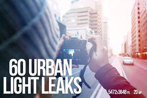 60 Urban Light Leaks