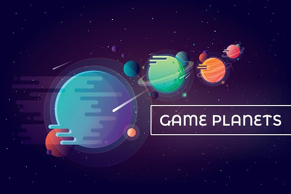 Game Planets