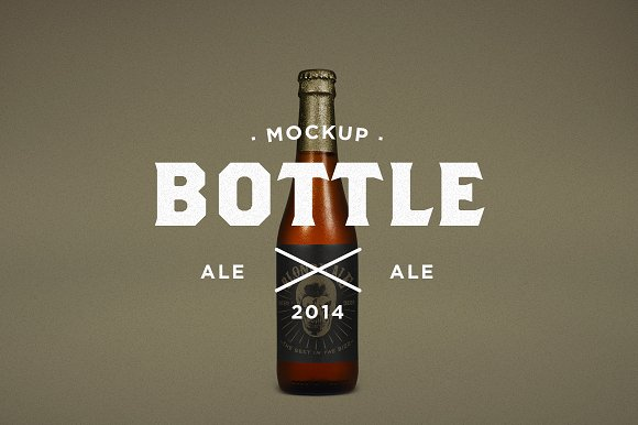 Download Blonde Ale Mock-Up