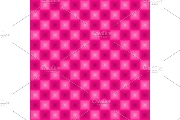 Bright pink color pattern. Vector - Patterns