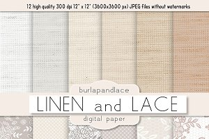 Linen and Lace