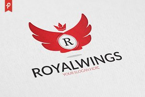Royal Wings Logo